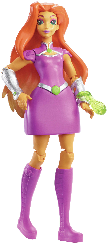 Image of DC Super Hero Girls 6 Inch Starfire Action Doll