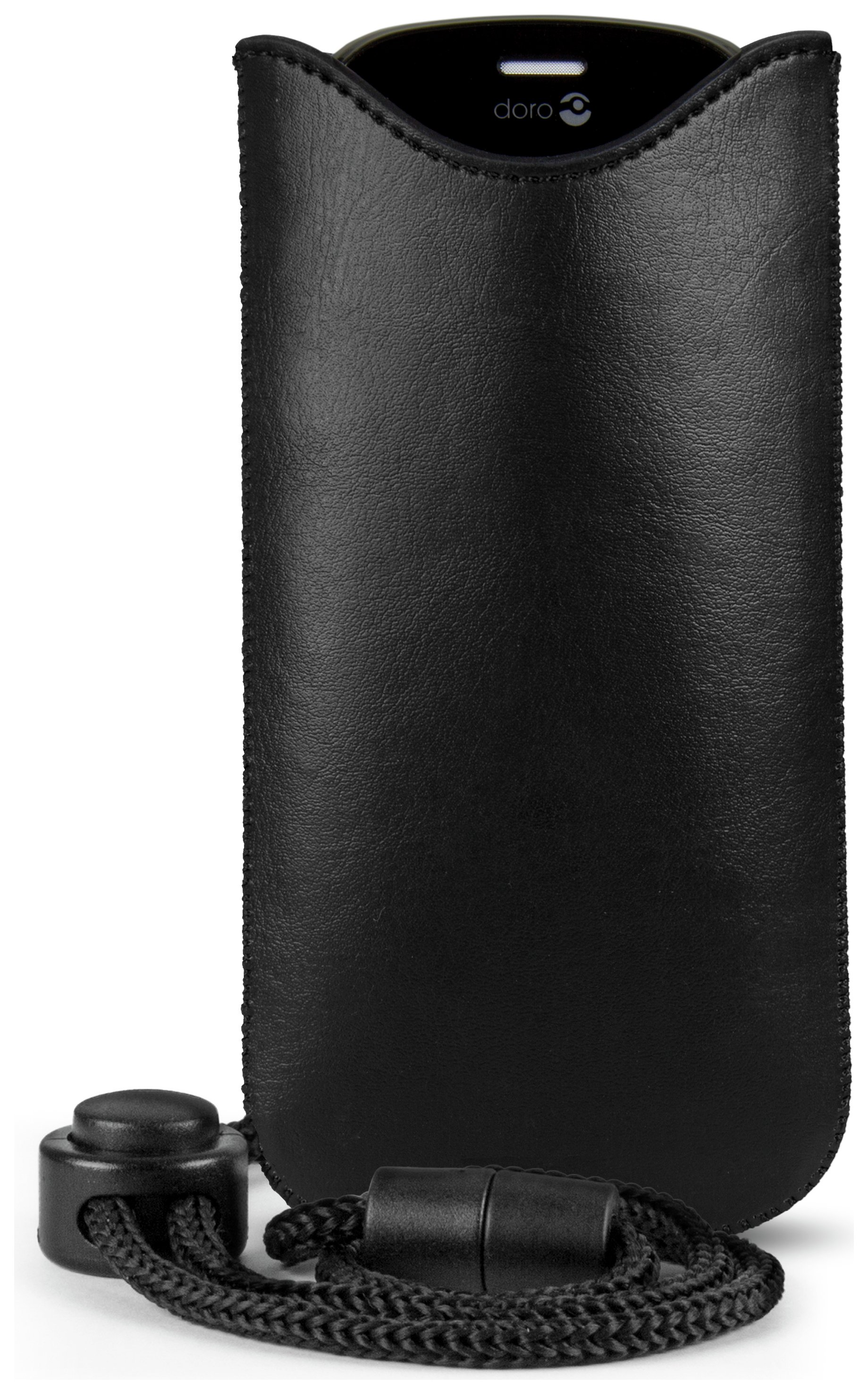 Doro - Medium Mobile Phone - Pouch - Black