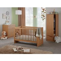 Cuggl Malibu 3 Piece Furniture Set - Oak
