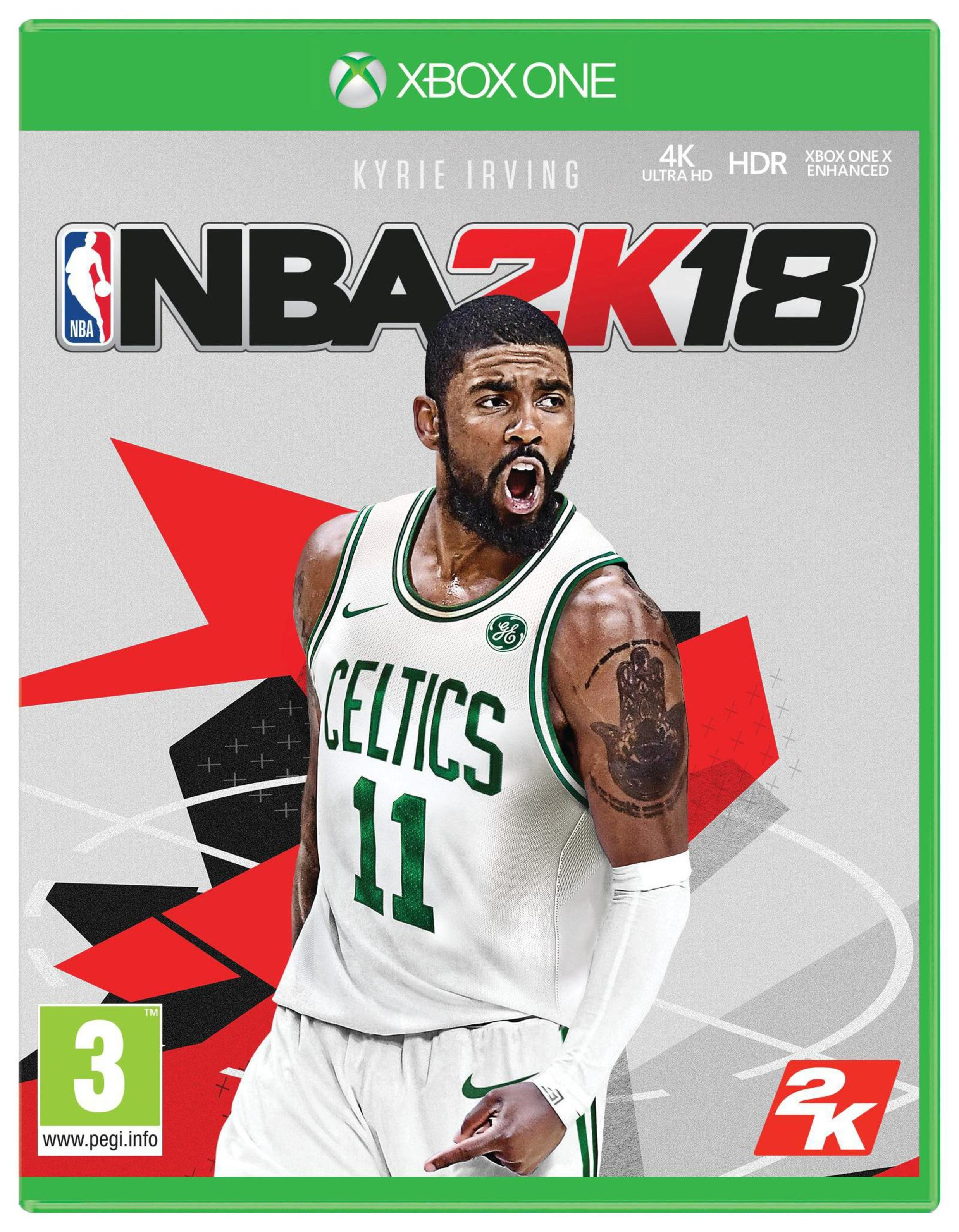 Image of NBA 2K18 Xbox One Game