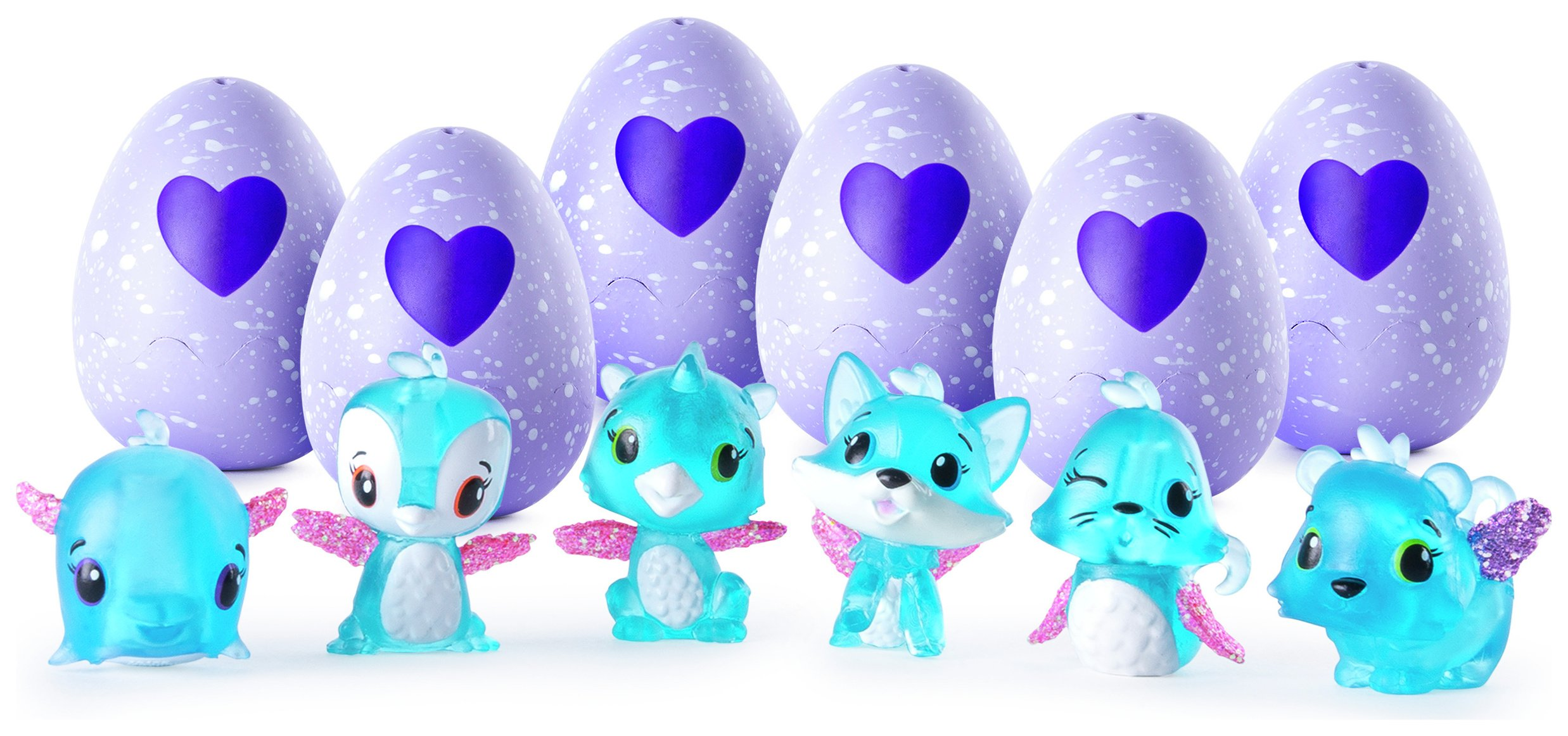 Image of Hatchimals CollEGGtibles Polar Paradise - 6 Pack