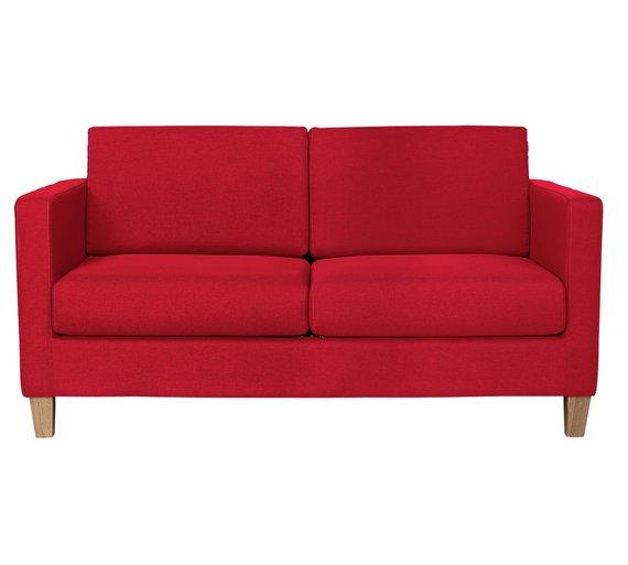 Red 2 Seater Sofa Argos Www Stkittsvilla Com