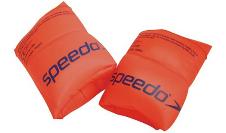 Speedo Roll-up Armbands - 2 - 12 Years
