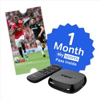 NOW TV Box with 1 Month Sky Sports Pass.