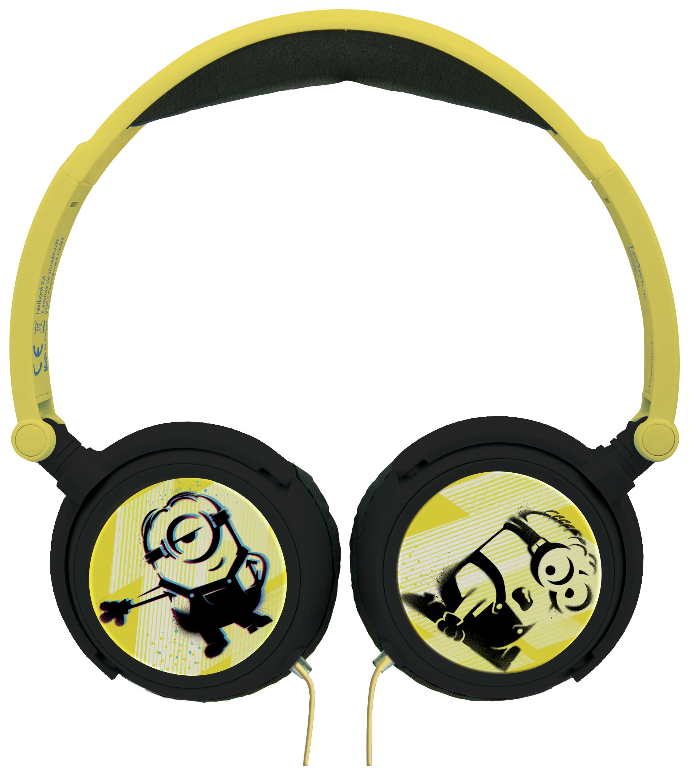 Despicable Me Kids On-Ear Headphones