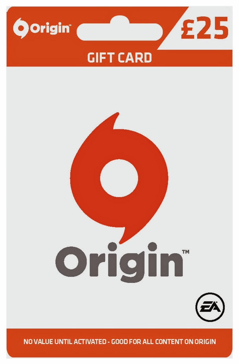 Image of EA Origin ?25 Gift Voucher
