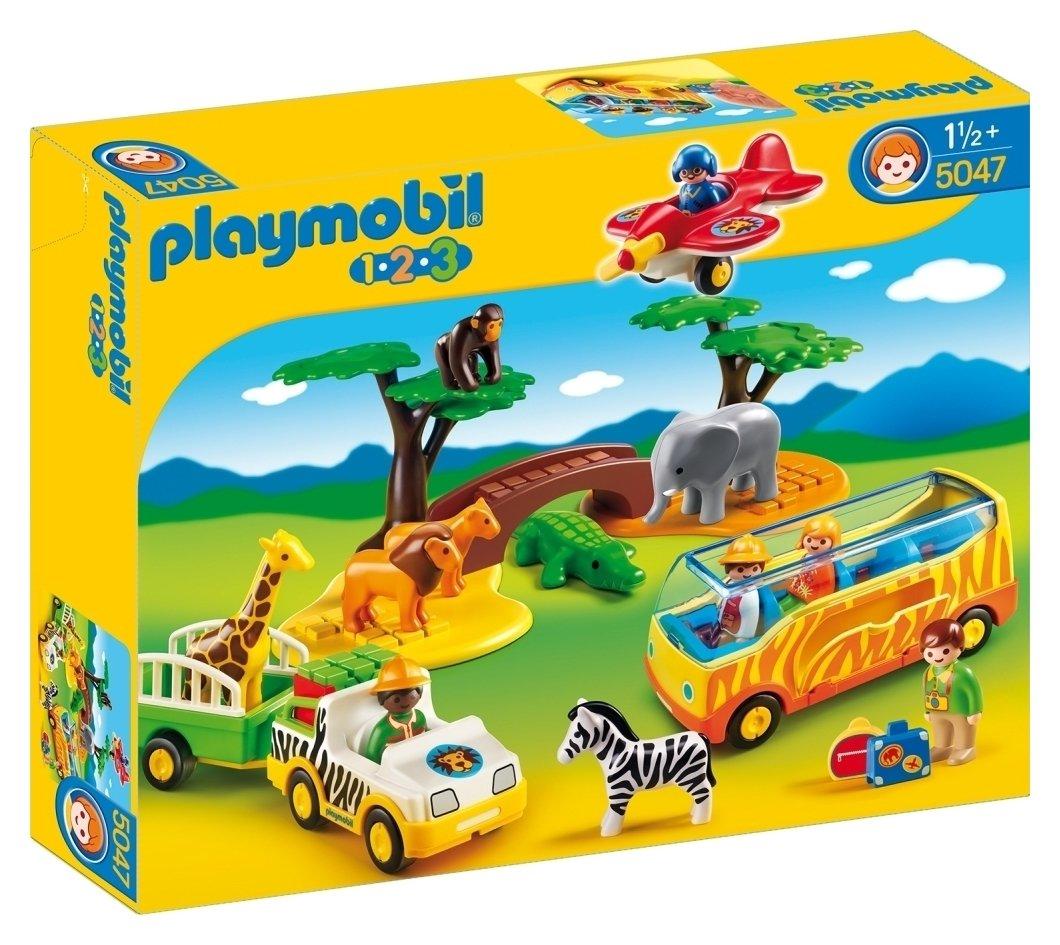 Playmobil 5047 123 Safari Set