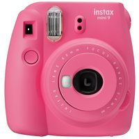 instax Mini 9 Camera with 10 shots - Flamingo Pink
