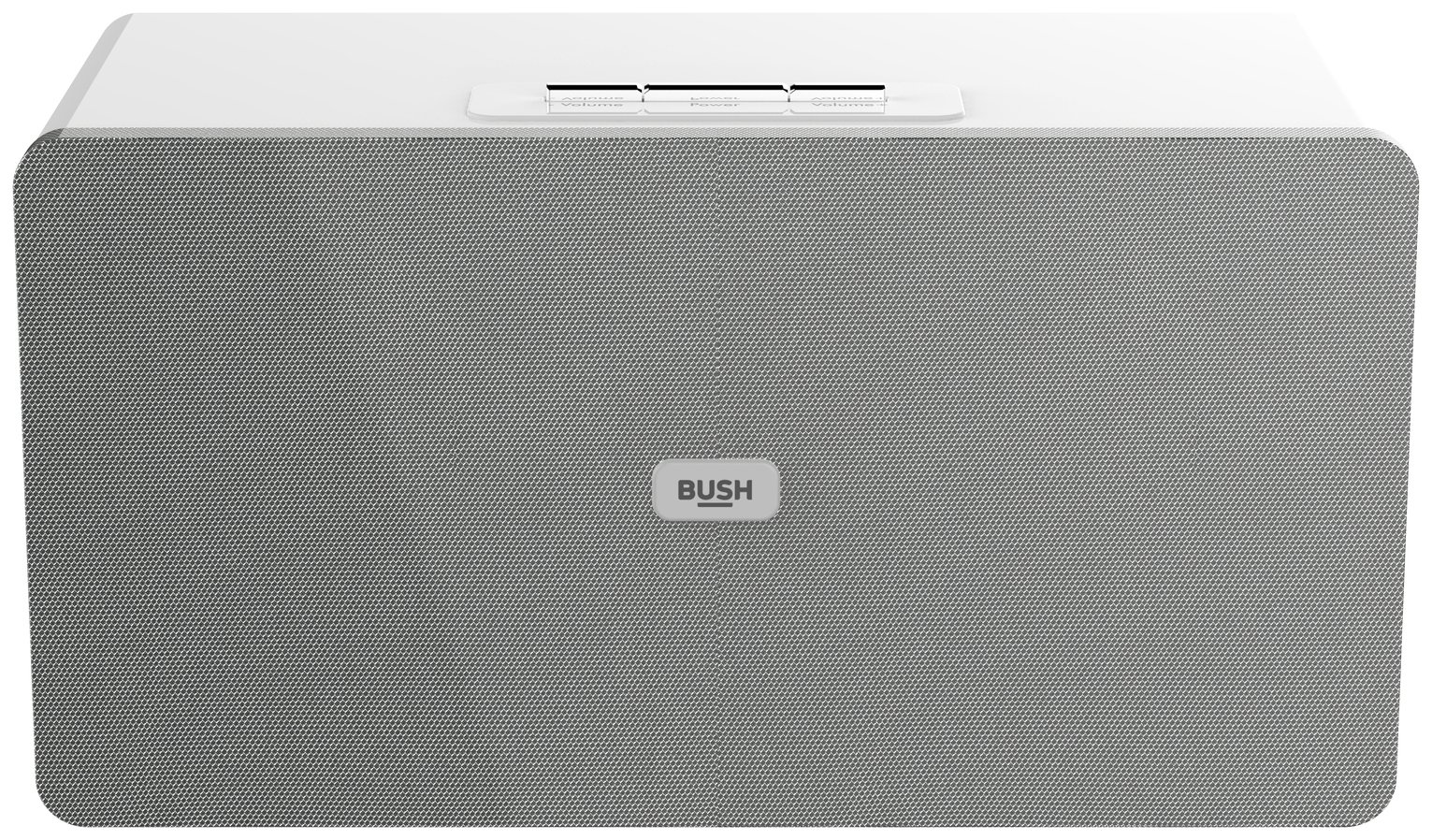 Image of Bush 10W Wireless Speaker - White