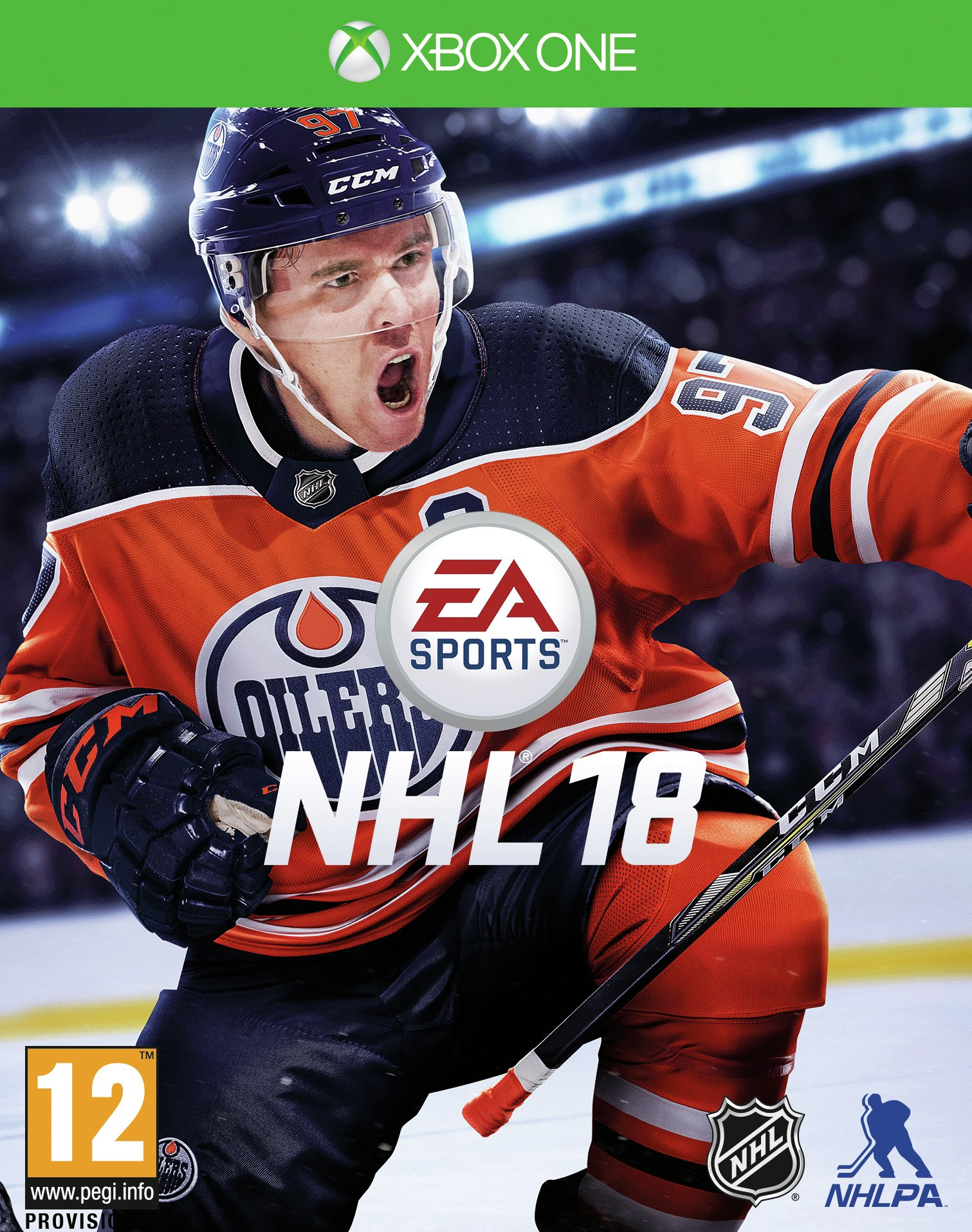 Image of NHL 18 Xbox One Game
