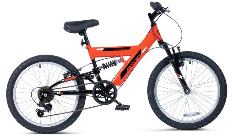 Piranha Atom 20 inch Wheel Size Kids Mountain Bike