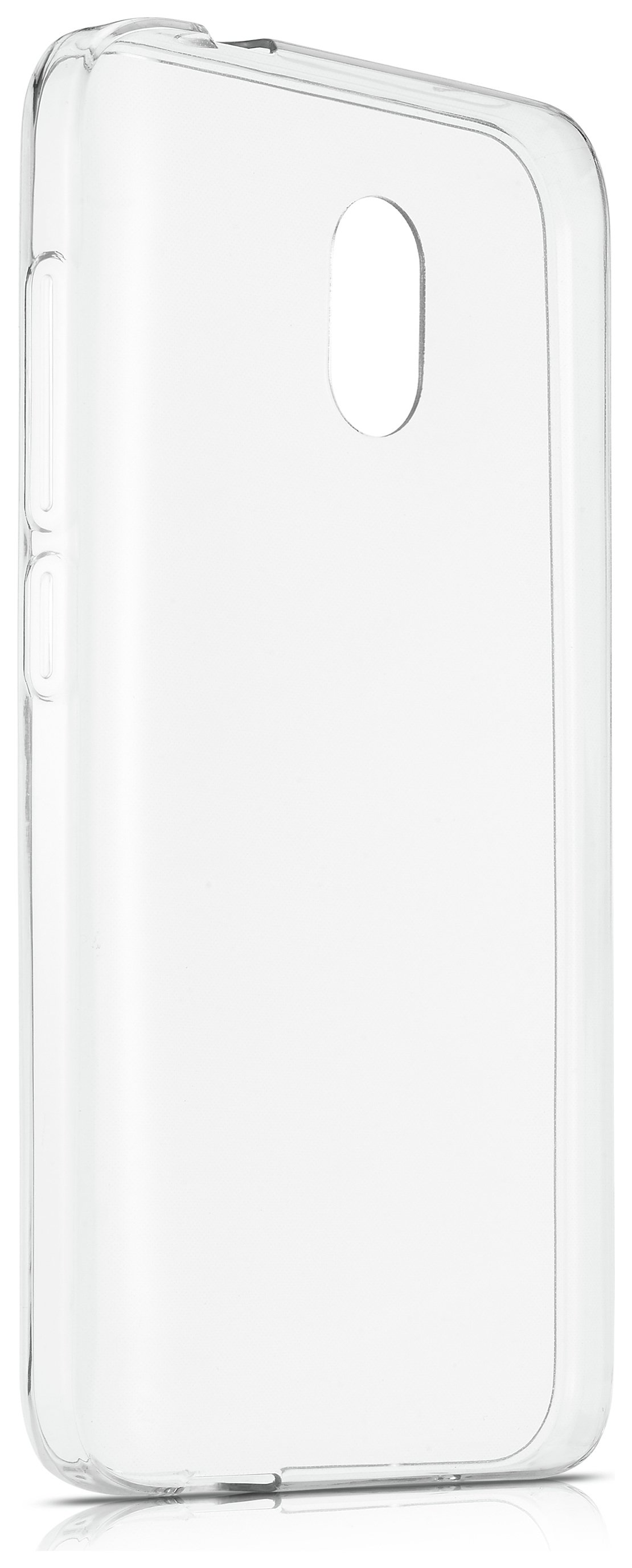 Image of Alcatel - U5 3G Gel - Mobile Phone - Case - Clear