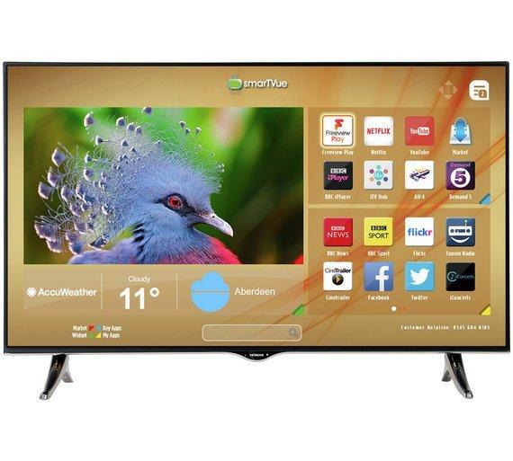 Image of Hitachi 65HL6T64U 65 Inch 4K Ultra HD Smart TV