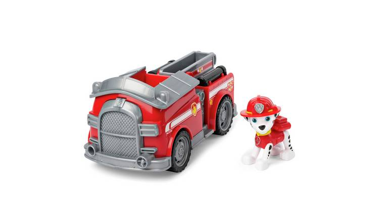 Buy Paw Patrol Marshall S Fire Engine Playsets And Figures Argos