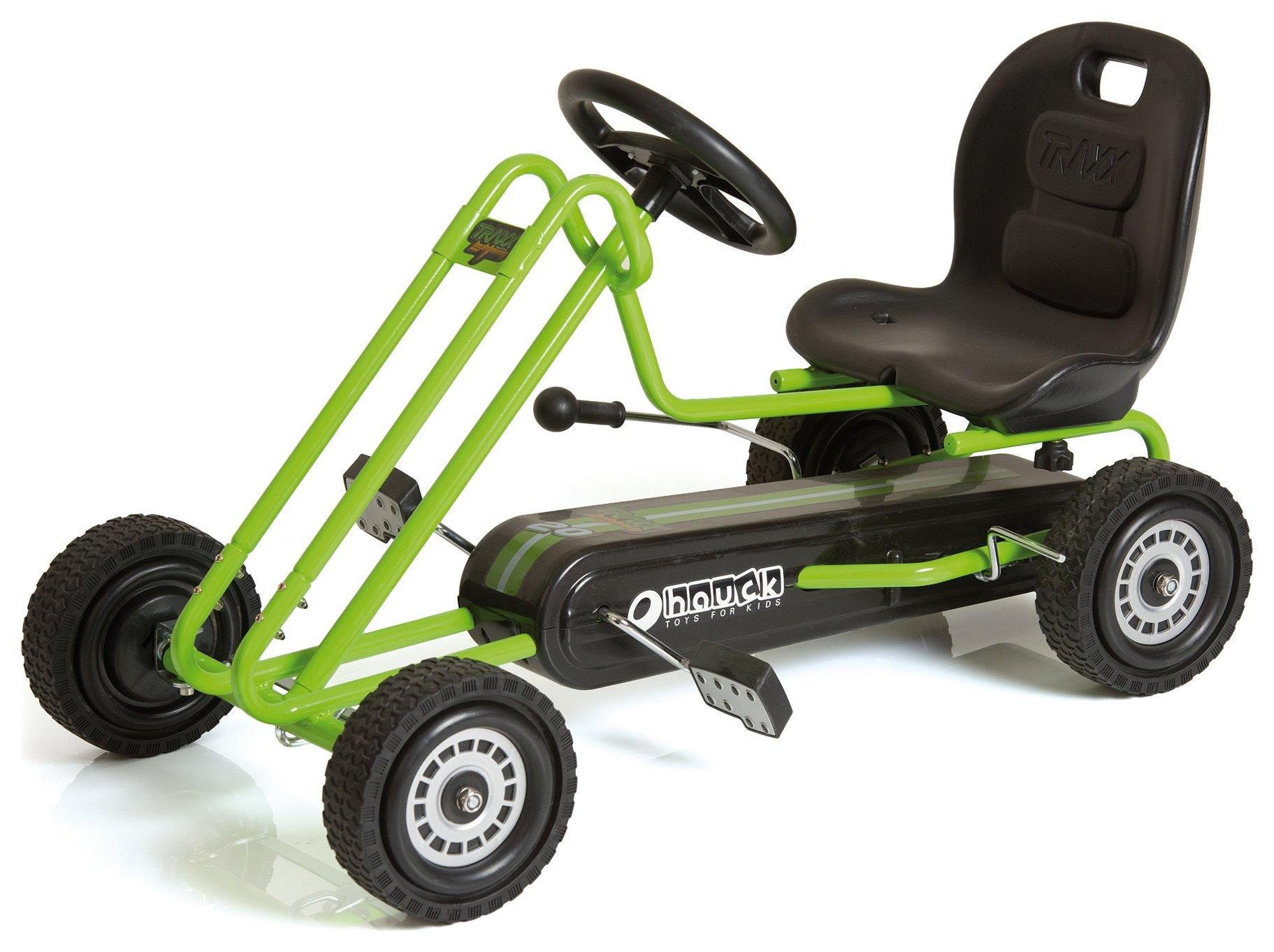 Hauck Lightening Go-Kart - Racing Green.