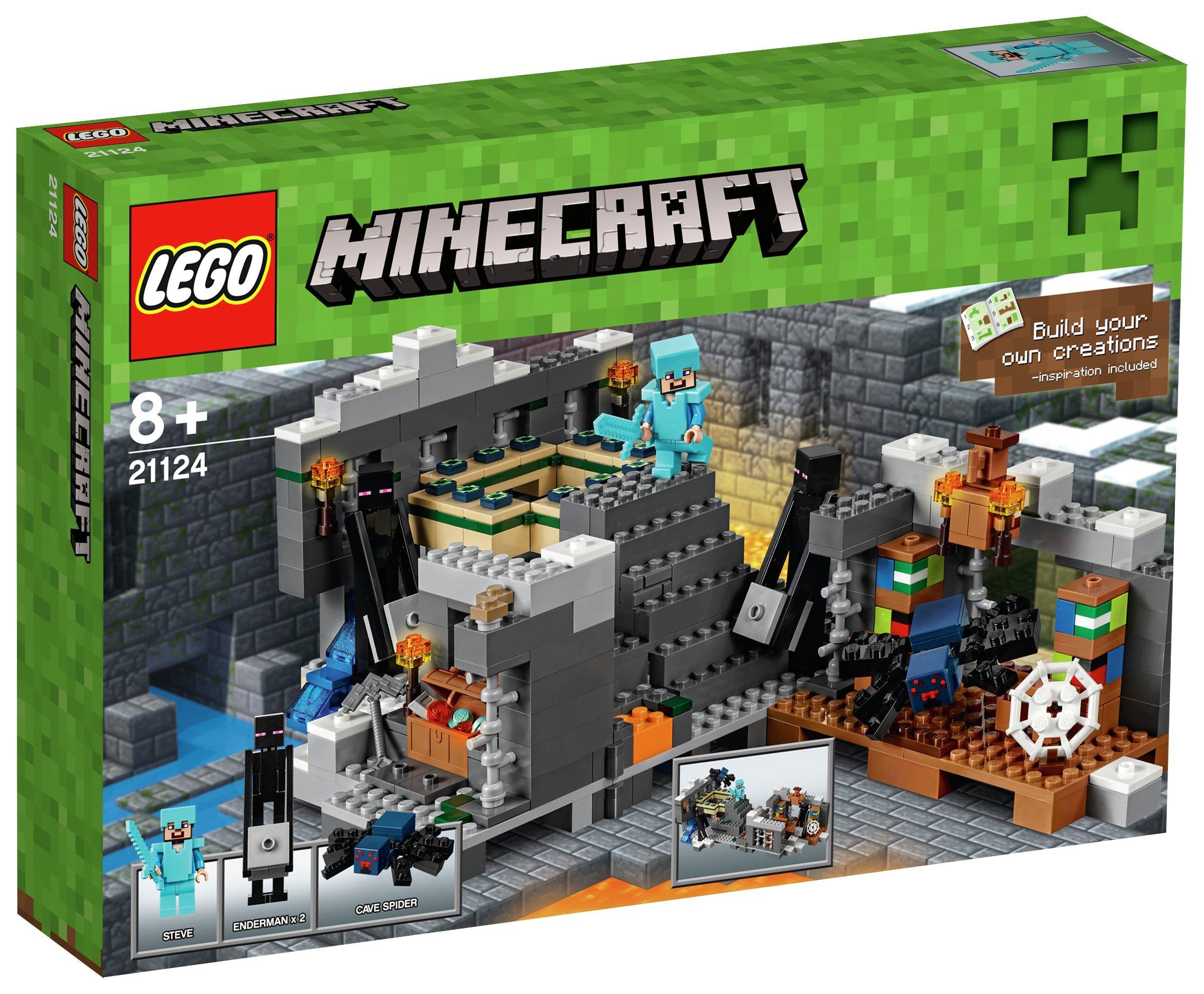 LEGO Minecraft The End Portal Playset - 21124.