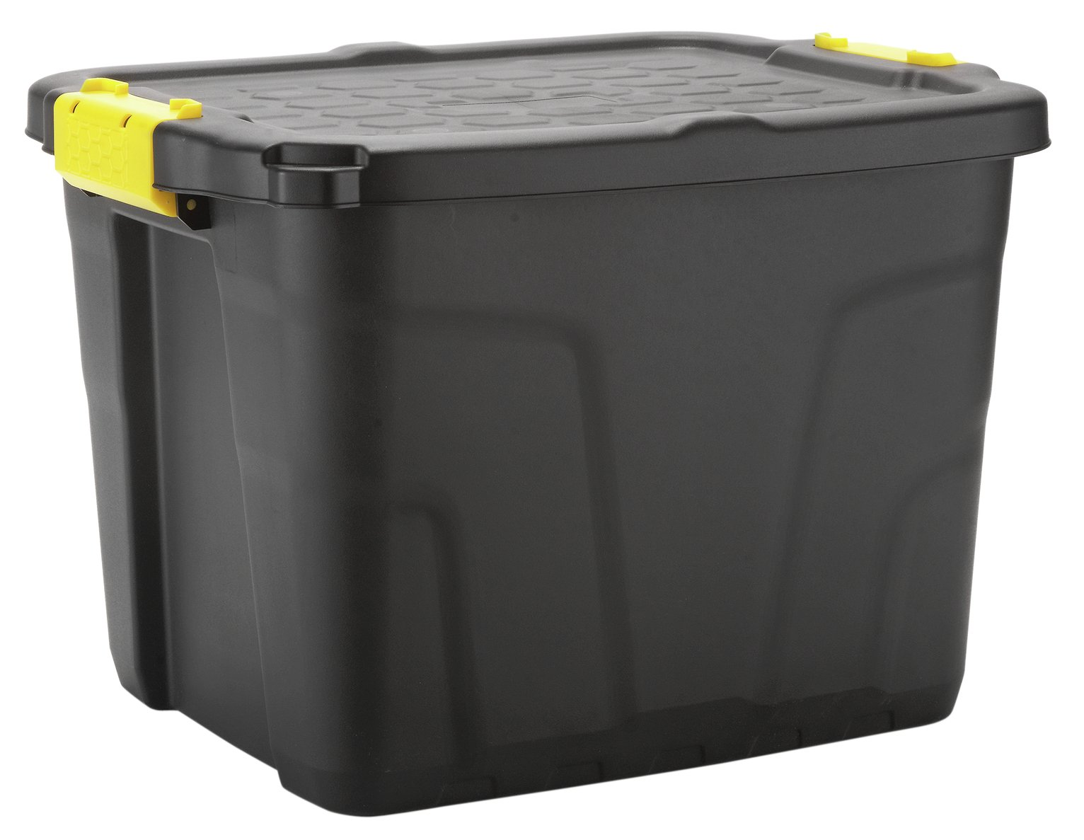Buy Argos Home 42 Litre Heavy Duty Plastic Storage Box and Lid