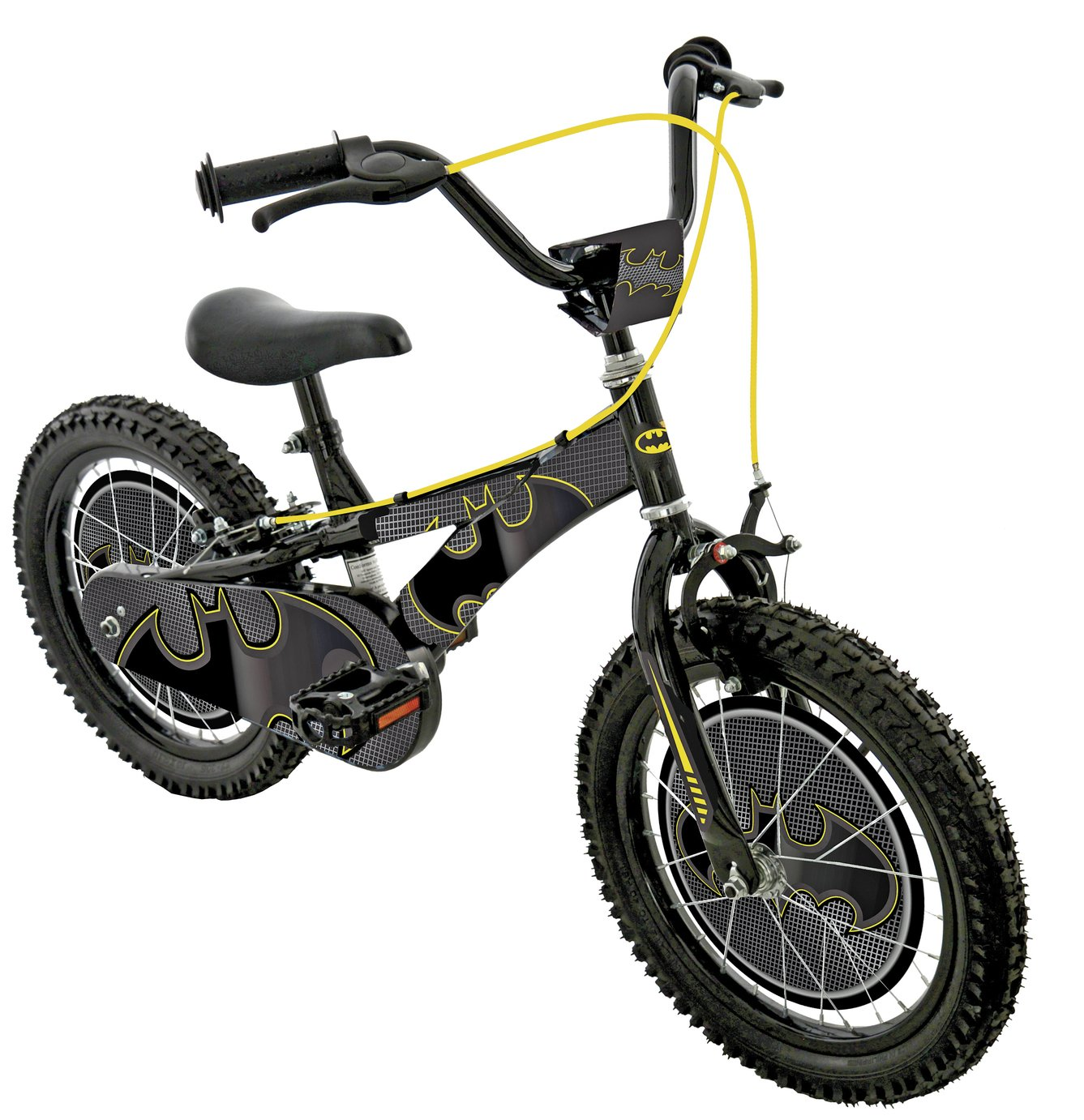 Image of Batman 16 Inch Kids Bike
