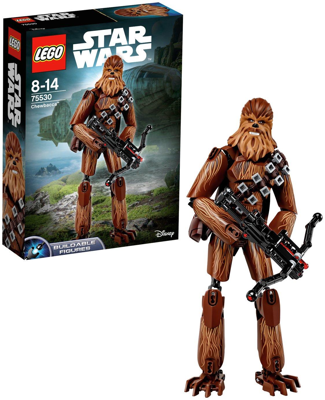 LEGO Star Wars Chewbacca - 75530