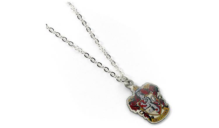 Harry Potter Gryffindor Crest Pendant Necklace.