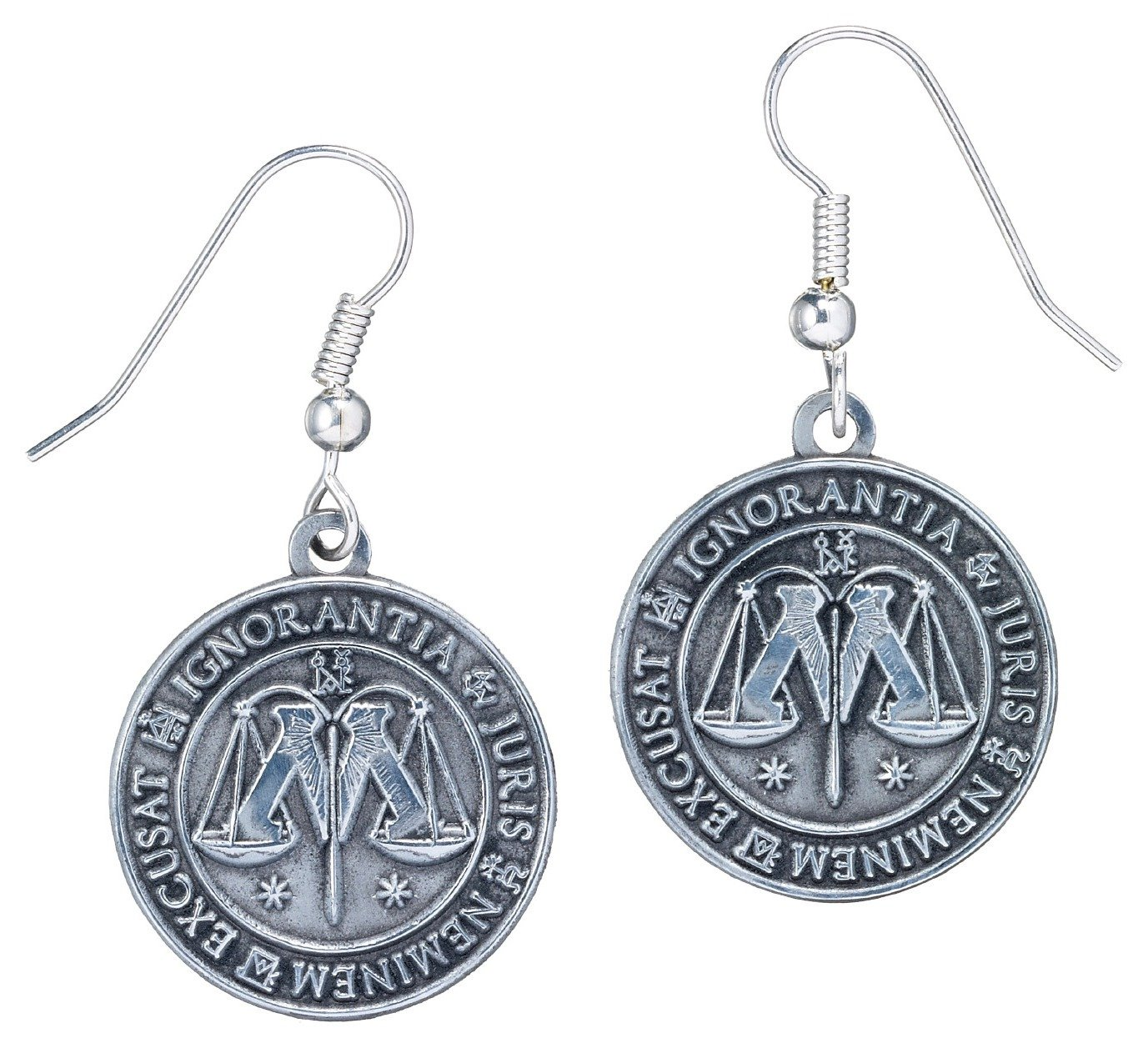 Image of Harry Potter Ministry of Magic Earrings