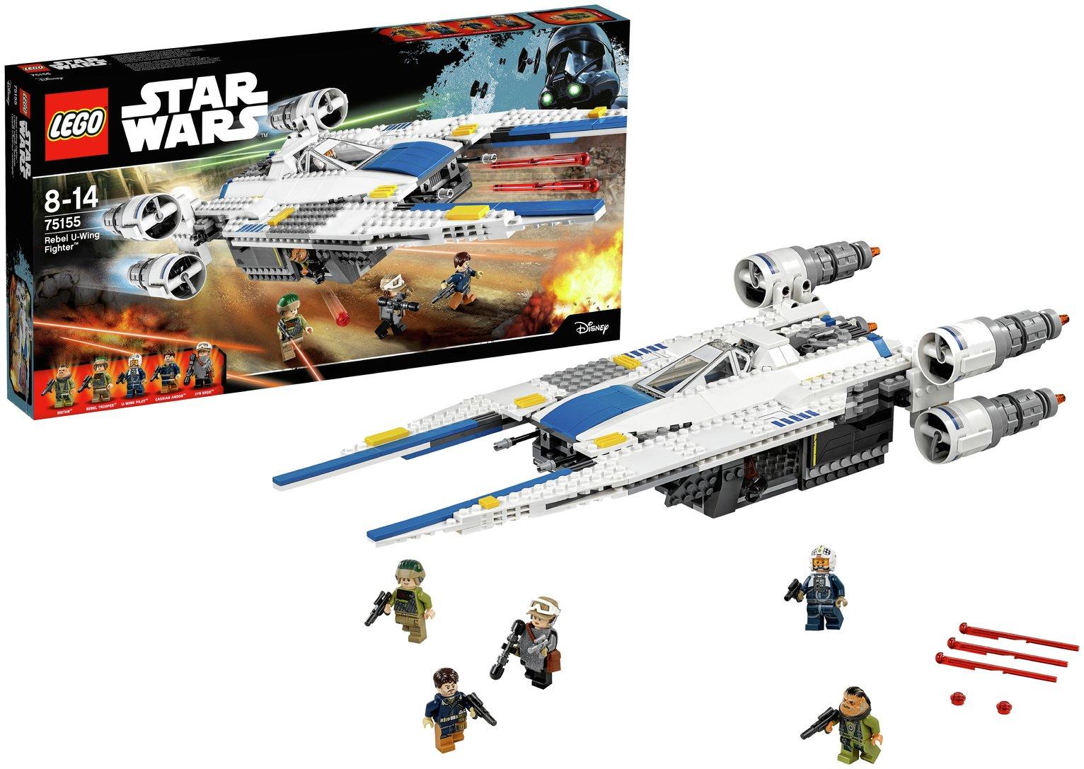LEGO Star Wars R1 Rebel U Wing - 75155.