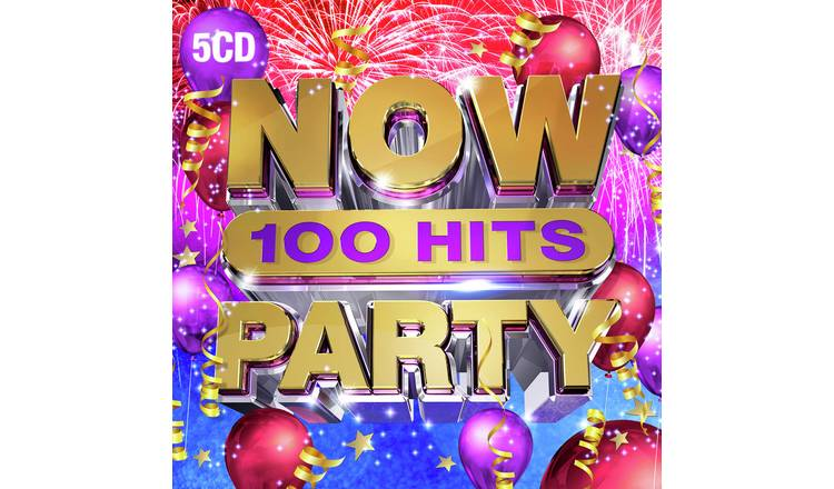 NOW 100 Hits Party CD