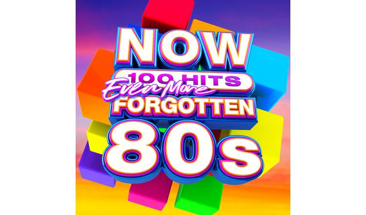 NOW 100 Hits Even More Forgotten 80s CD