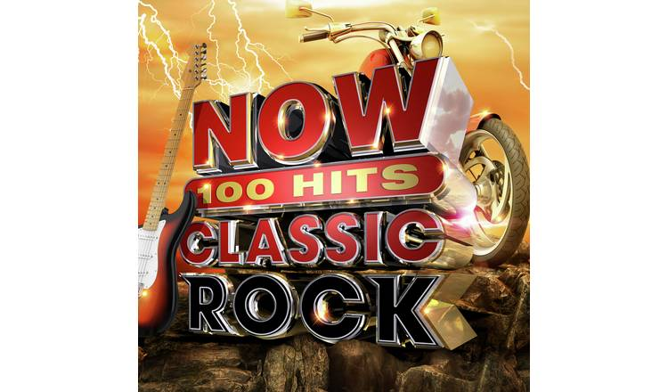 NOW 100 Hits Classic Rock CD