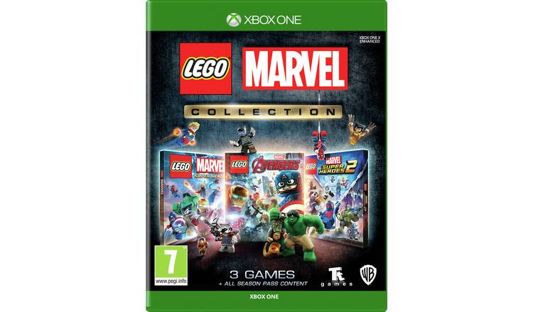LEGO Marvel Collection Xbox One Game Bundle