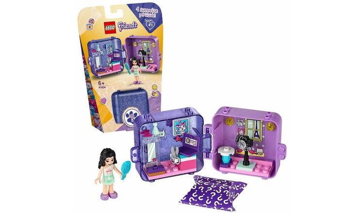 LEGO Friends Emma's Play Cube Playset Series 1 - 41404
