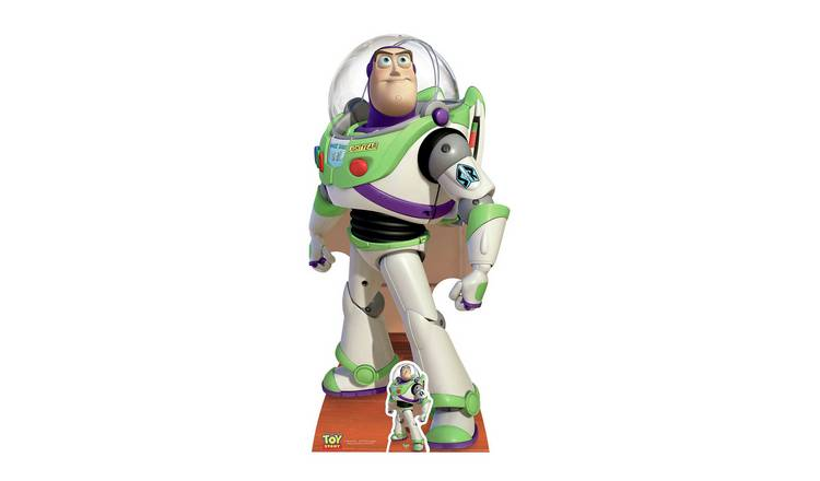 Star Cutouts Toy Story Buzz Lightyear Cardboard Cutout