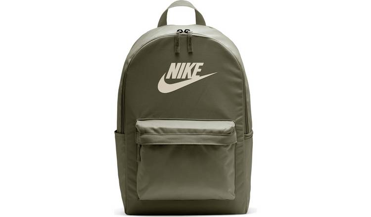 Nike Heritage 2.0 25L Backpack - Olive Green