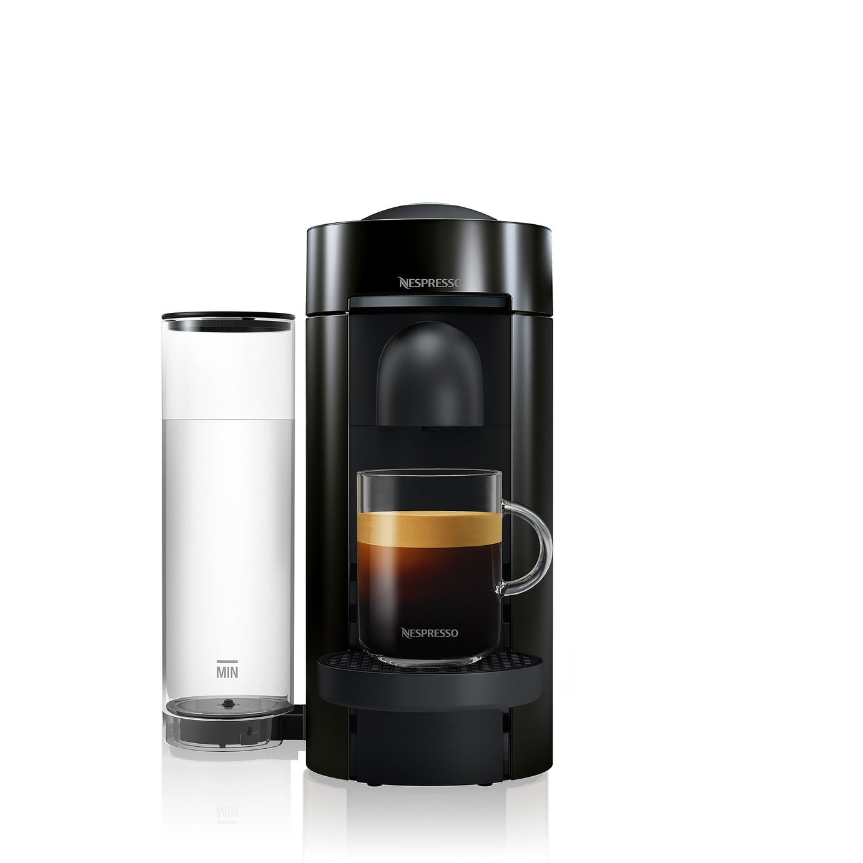Nespresso Vertuo Plus Pod Coffee Machine by Magimix - Black