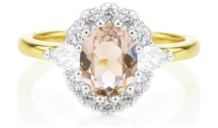 Buckley Royal Collection Princess Eugenie Ring – Small