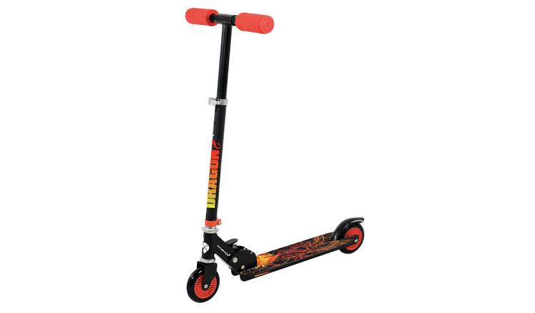 Stunted Dragon Stunt Scooter