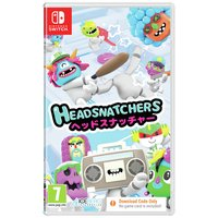 Headsnatchers Nintendo Switch Game Pre-Order