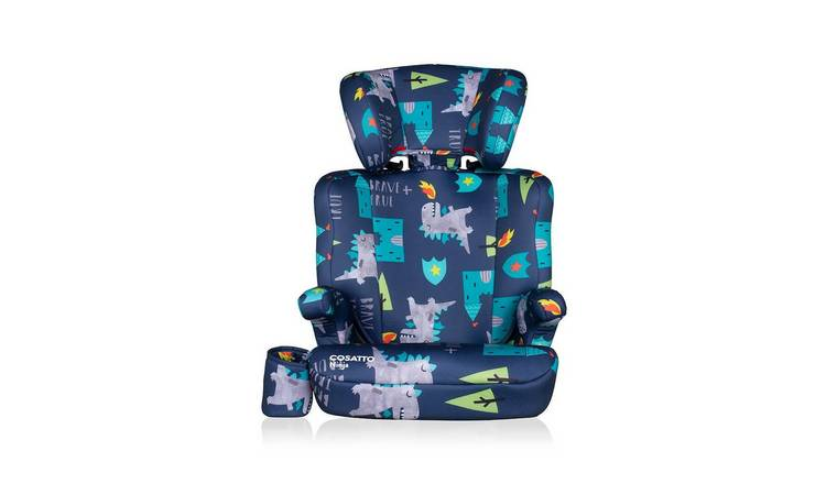 Cosatto Ninja Group 2/3 Car Seat - Dragon Kingdom