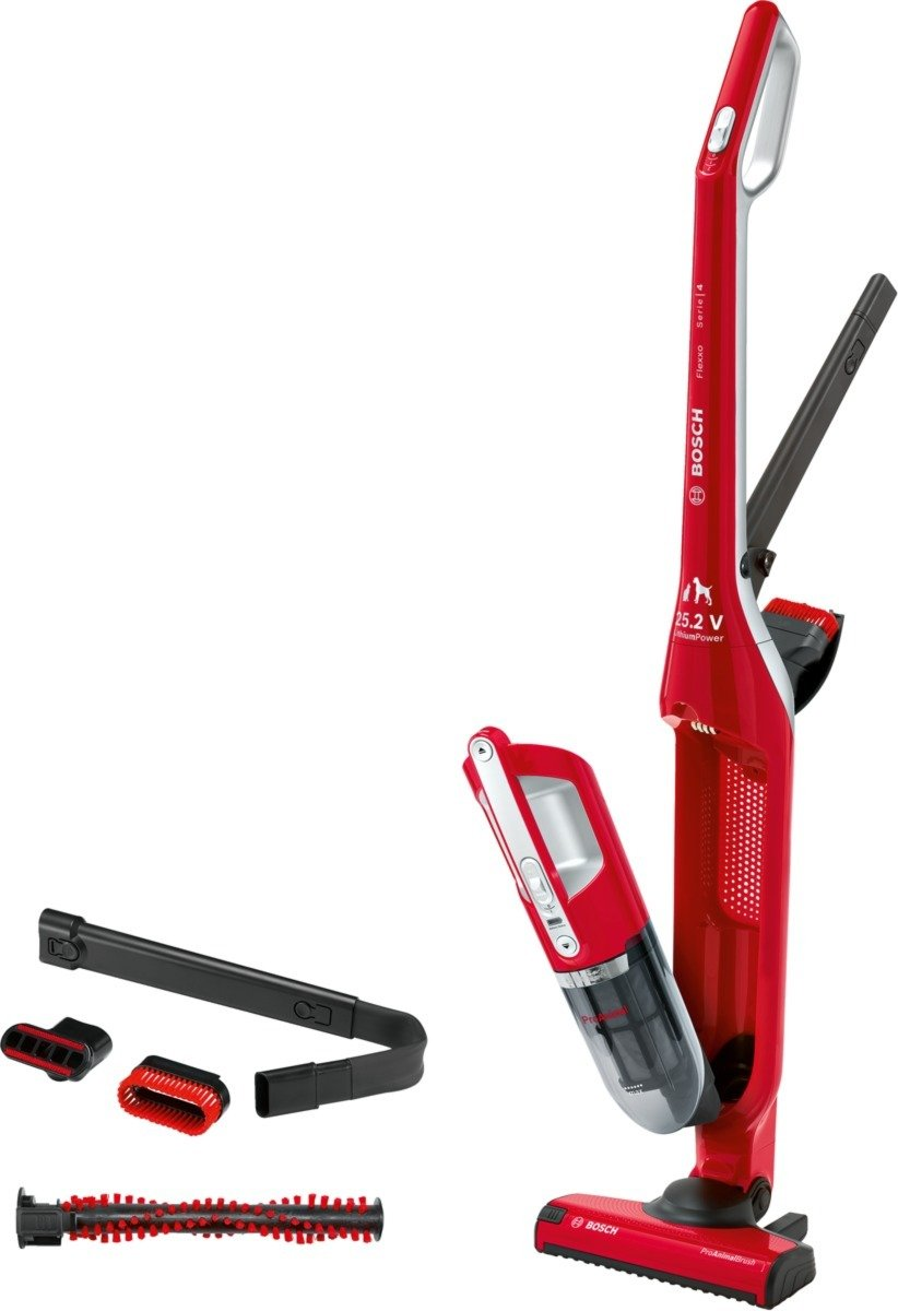 Bosch BBH3PETGB Serie 4 Flexxo Pet Cordless Vacuum Cleaner