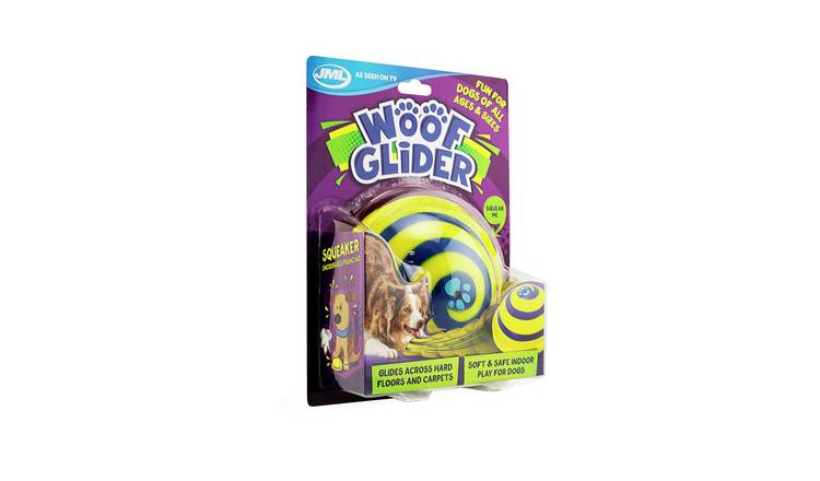 JML Woof Glider Dog Toy