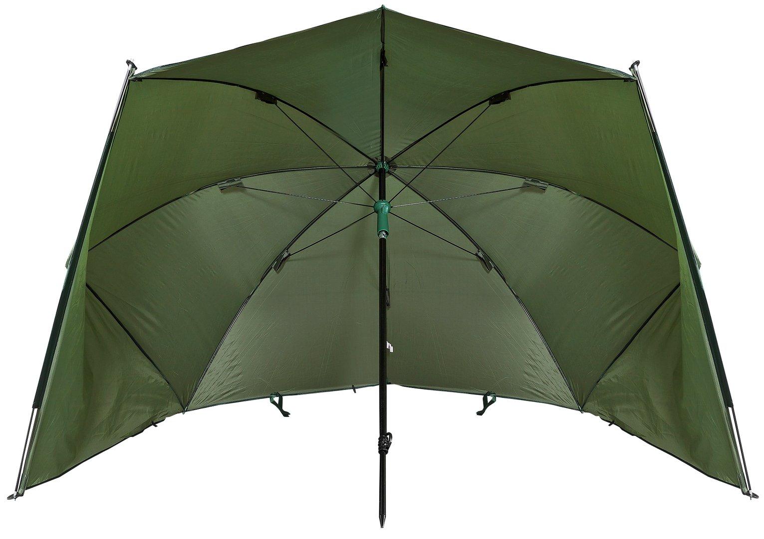 Keenets Bivvy Fishing Shelter Umbrella