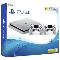 PS4 Slim console 500GB Silver