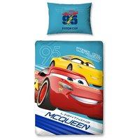 Disney Cars Panel Bedding Set - Toddler