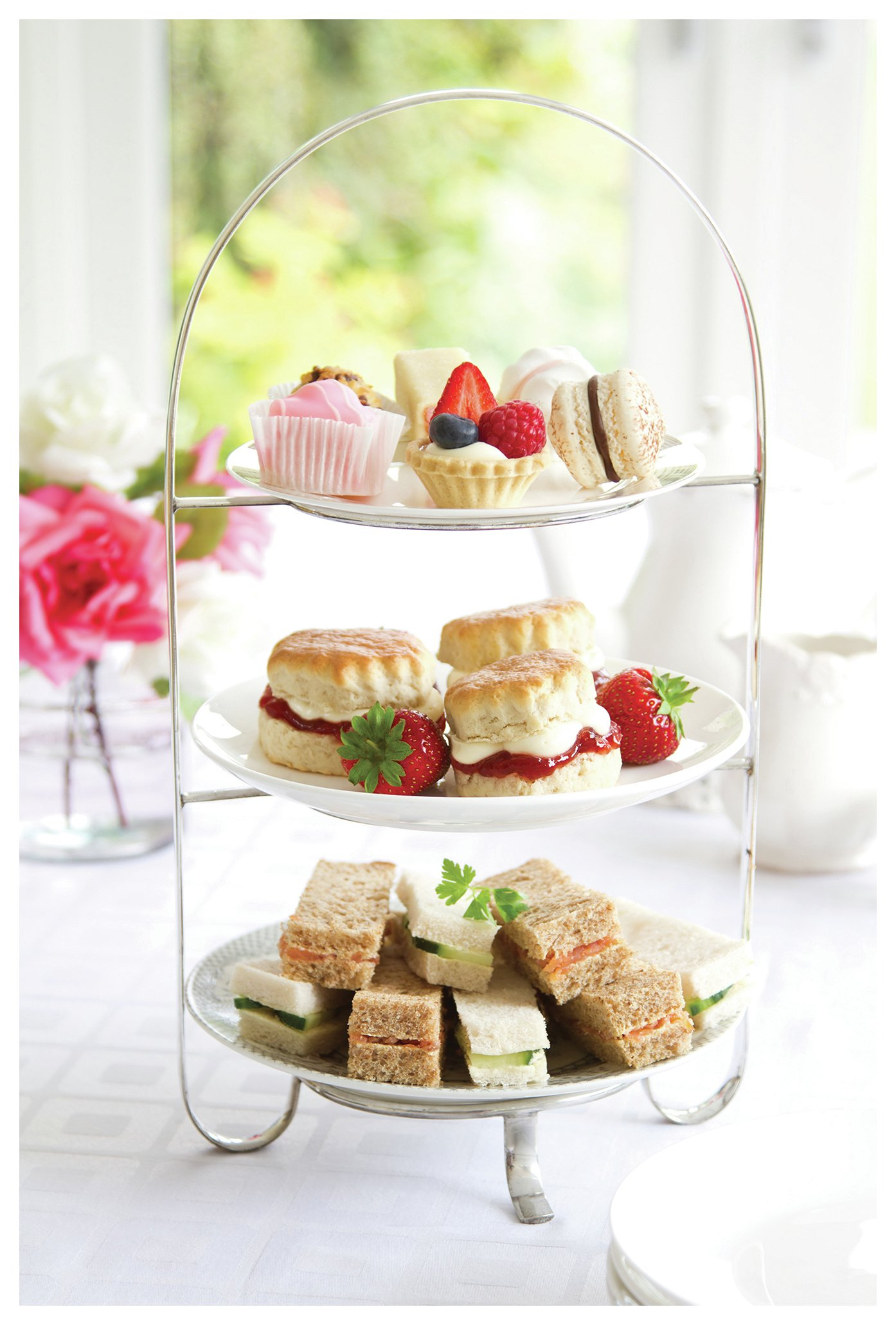 Image of Activity Superstore Traditional Afternoon Tea