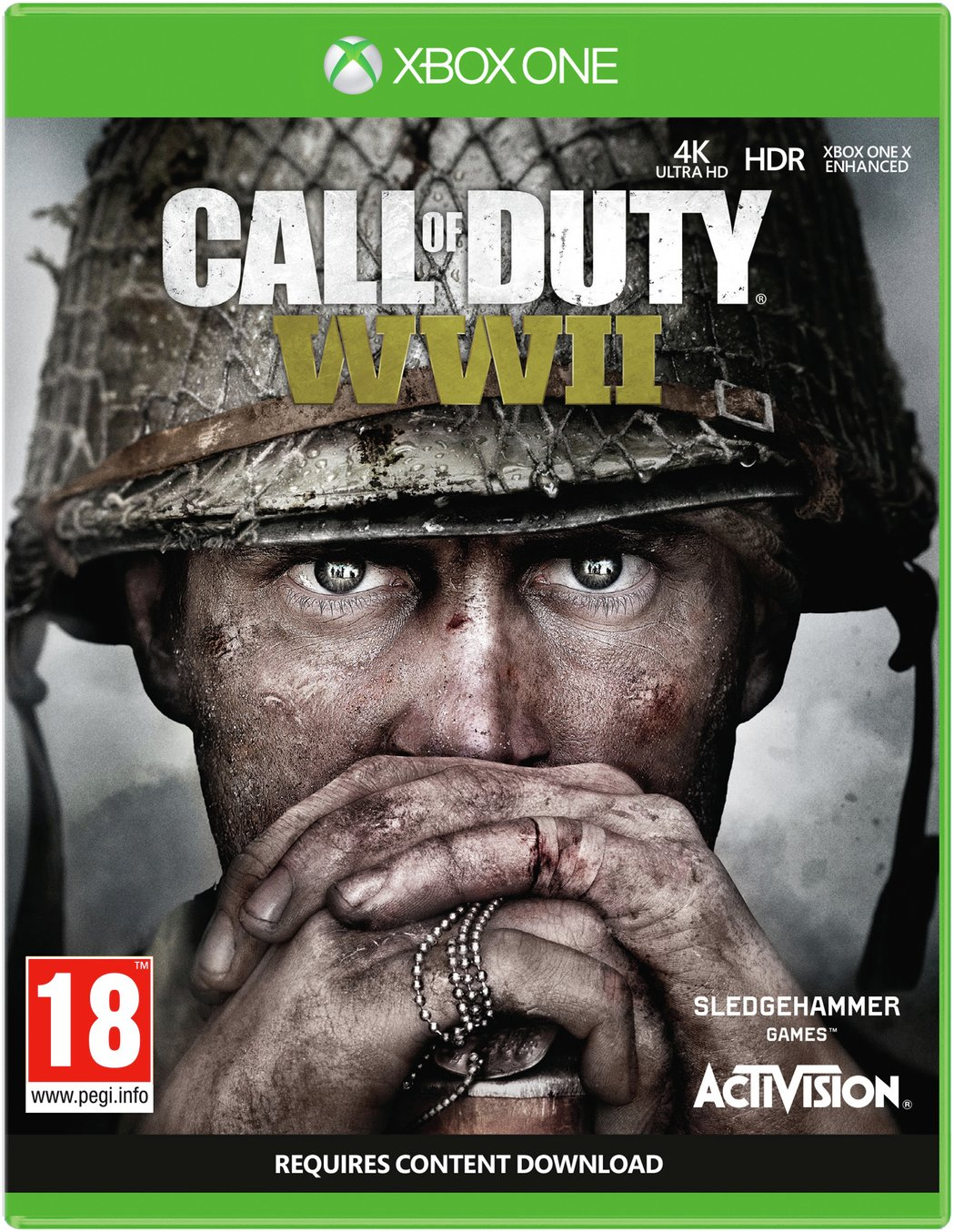 Image of Call of Duty WWII Xbox One Game