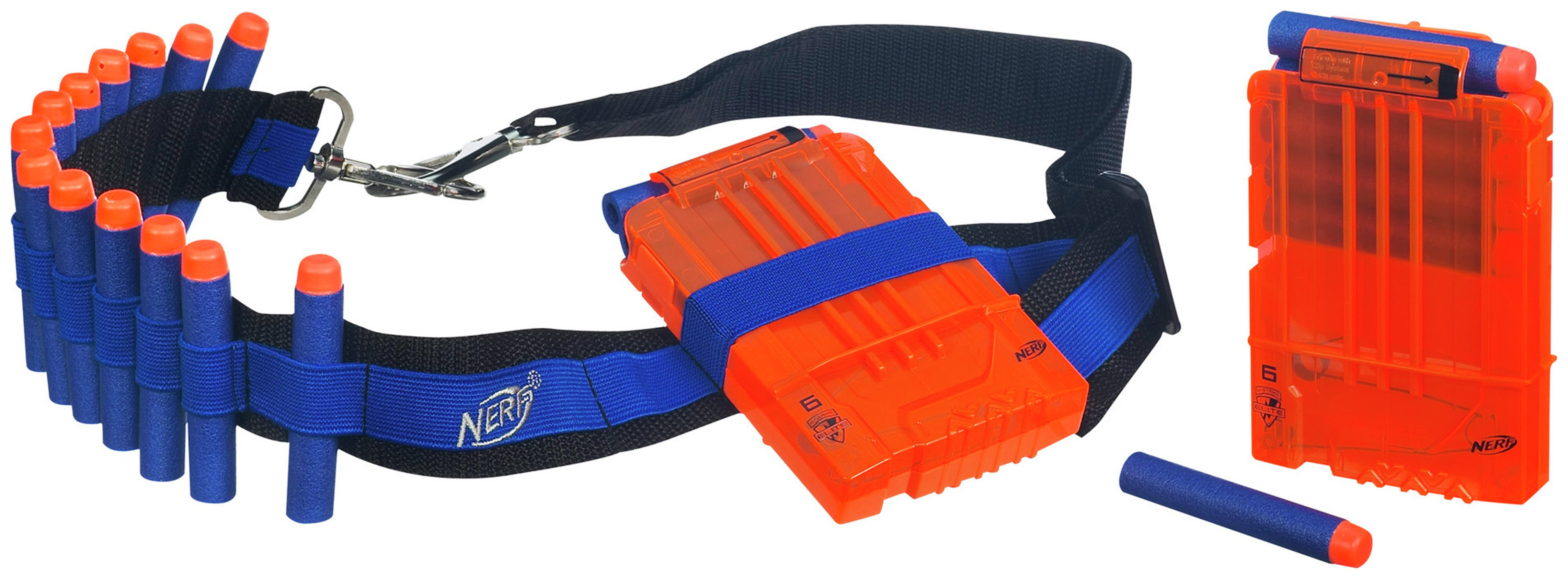 Nerf N-Strike Elite Bandolier Kit.