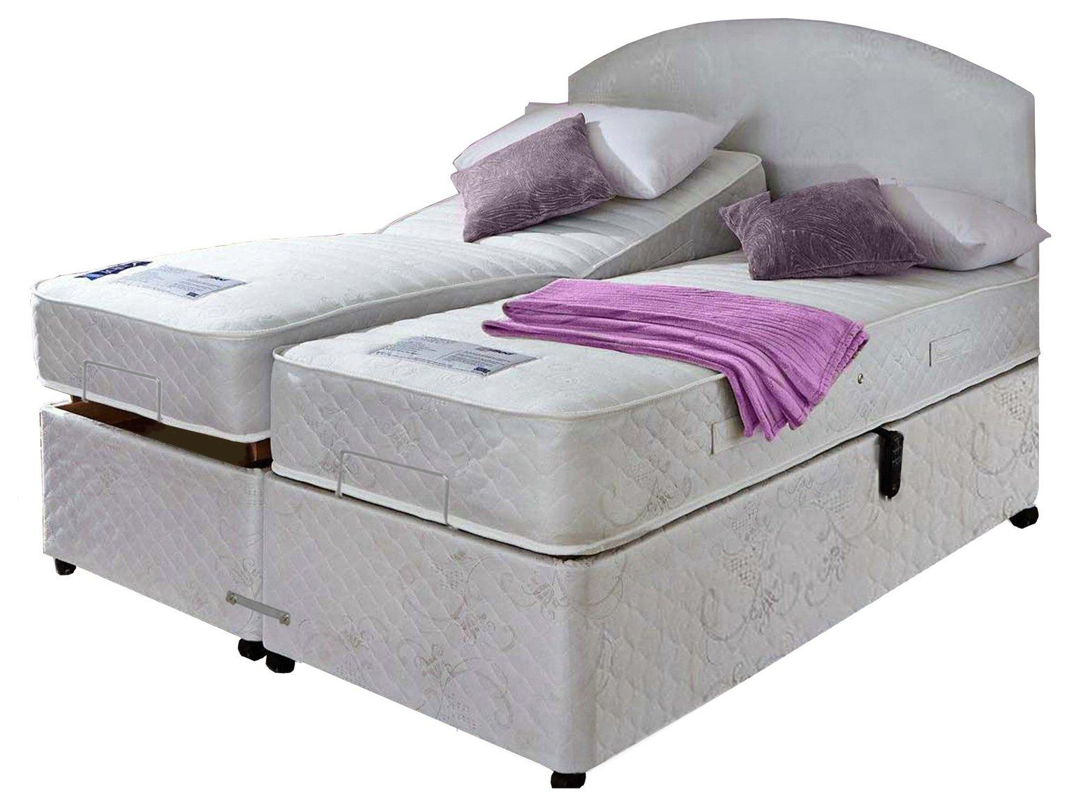 MiBed Adjustable 5 Barrow King Bed