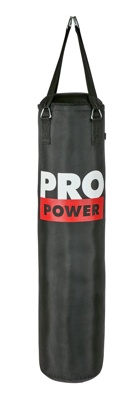 Pro Fitness 4ft Punch Bag with Gloves