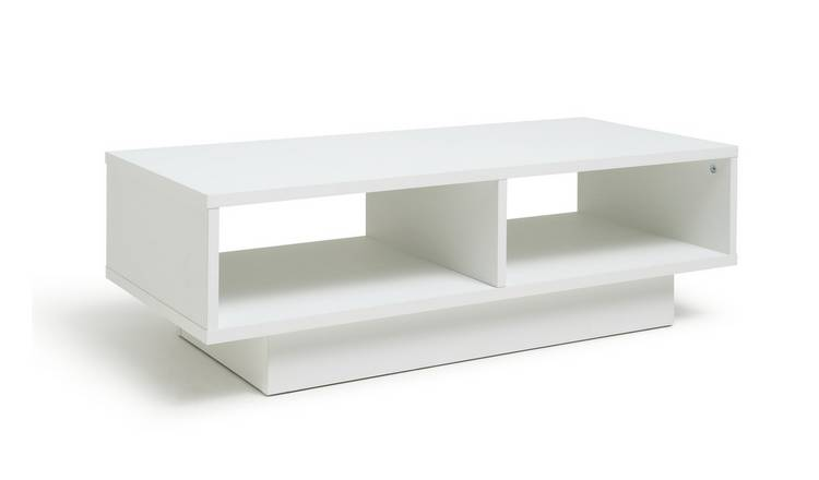 Argos Home Cubes TV Unit - White