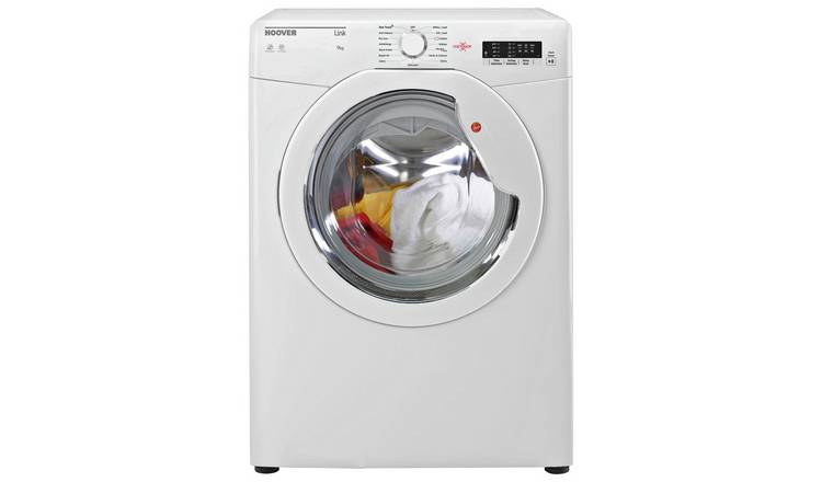 Hl V9lf-80 Hoover 9kg Vented Tumble Dryer White Home & Garden Washers & Dryers